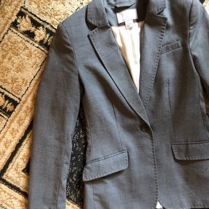Size 4 H&M Plaid Blazer in Mint Condition